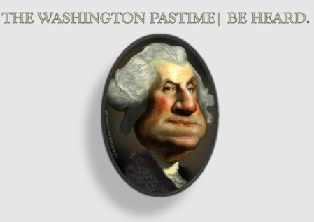 The Washington Pastime